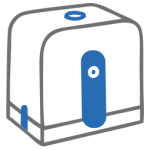 Gate Security Installation Icon