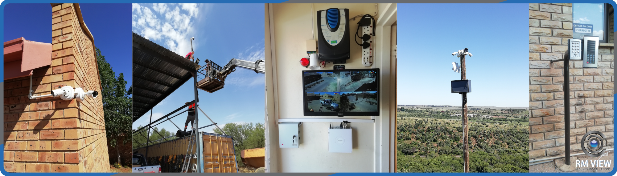 Security and CCTV Installation company